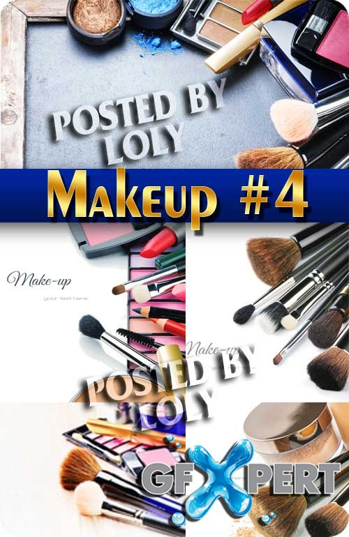 Makeup #4 - Stock Photo