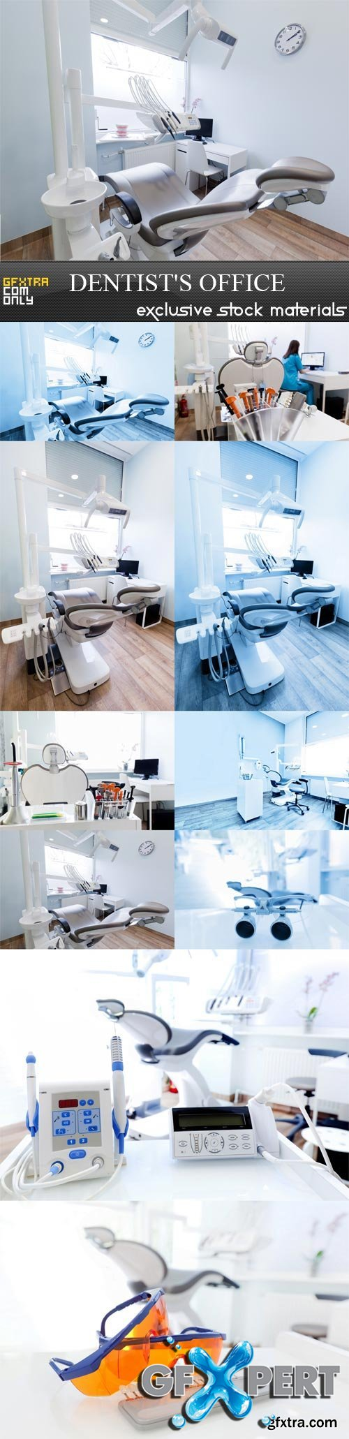 Dentist's office, 10 UHQ JPEG