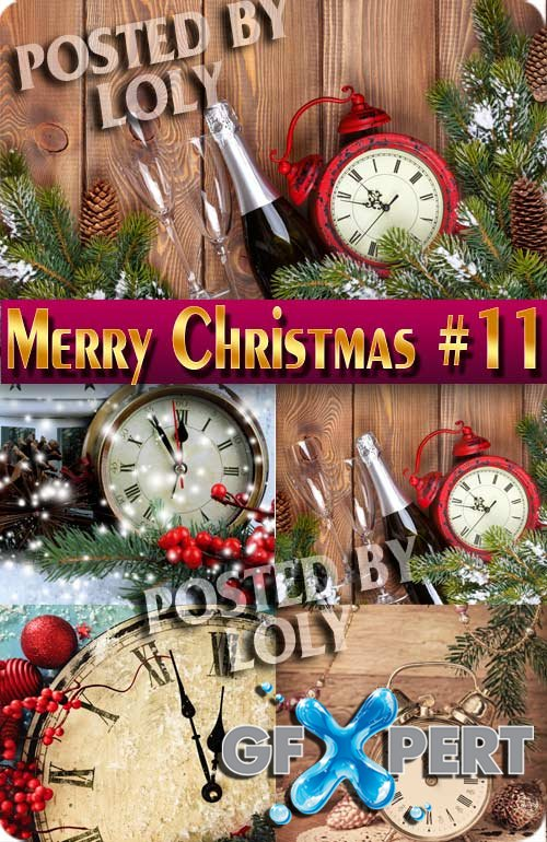 Merry Christmas 2017 #11 - Stock Photo