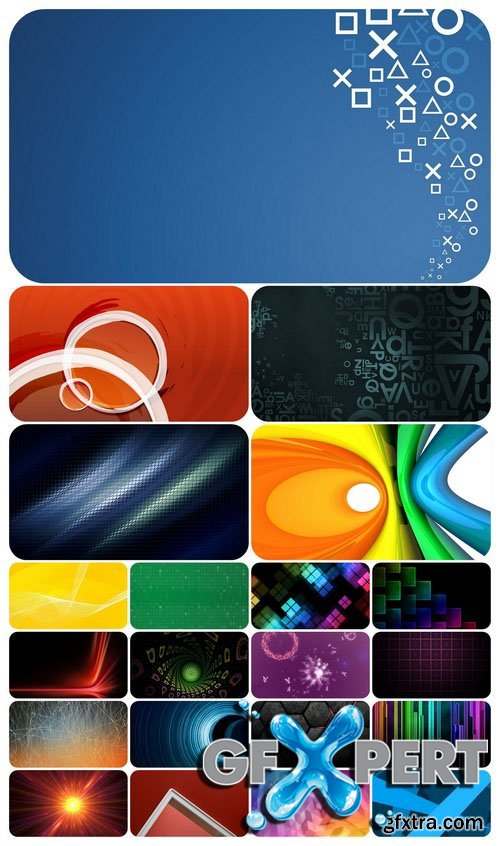 Abstract wallpaper pack #72