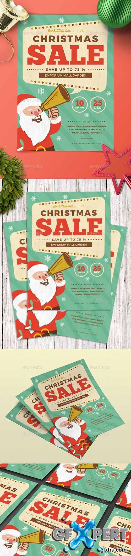 GR - Retro Christmas Sale 19078167