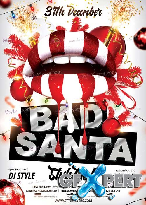 bad santa download for free