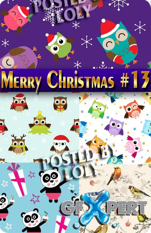 Merry Christmas 2017 #13 - Stock Vector