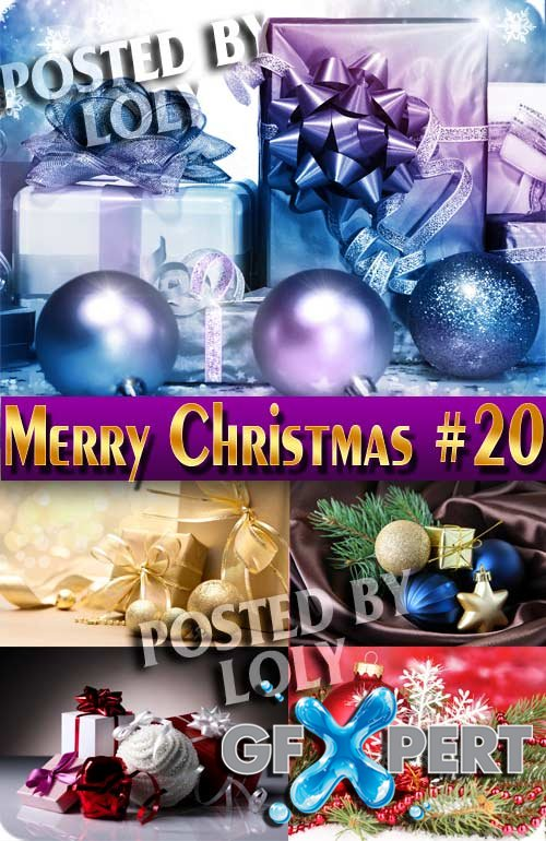 Merry Christmas 2017 #20 - Stock Photo
