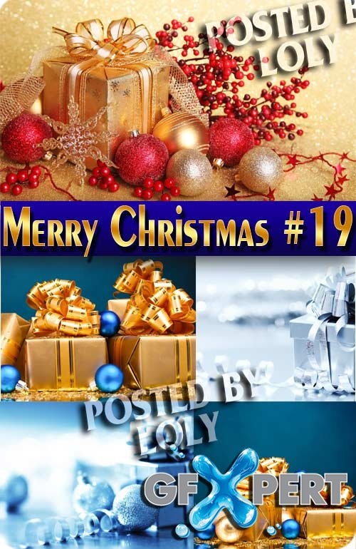 Merry Christmas 2017 #19 - Stock Photo