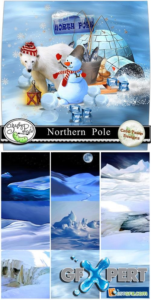 Scrap Kit - Northern Pole