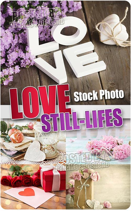 Love still-lifes - UHQ Stock Photo