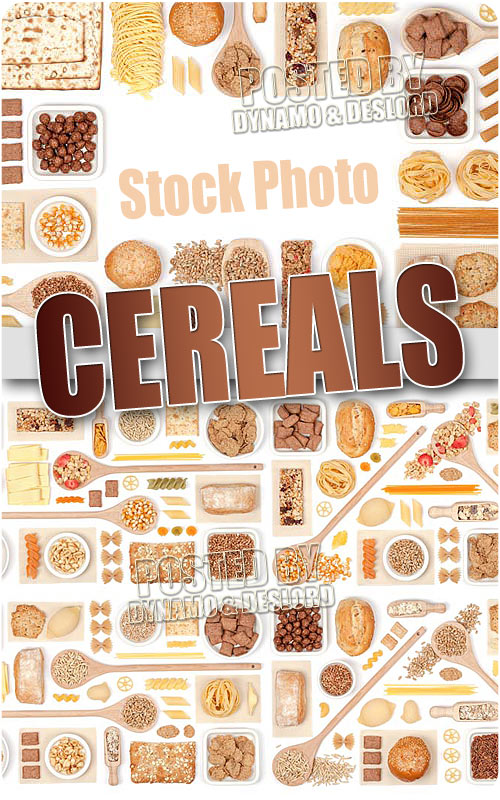 Cereals - UHQ Stock Photo