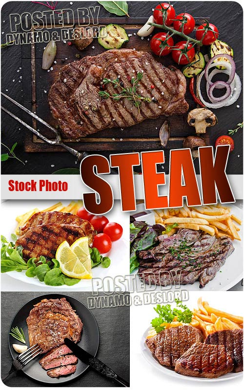 Steak - UHQ Stock Photo