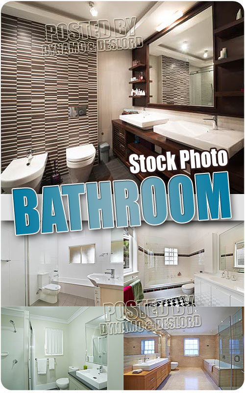 Bathroom - UHQ Stock Photo