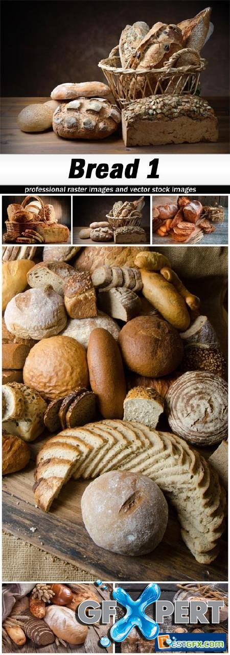 Bread 1 - 6 UHQ JPEG
