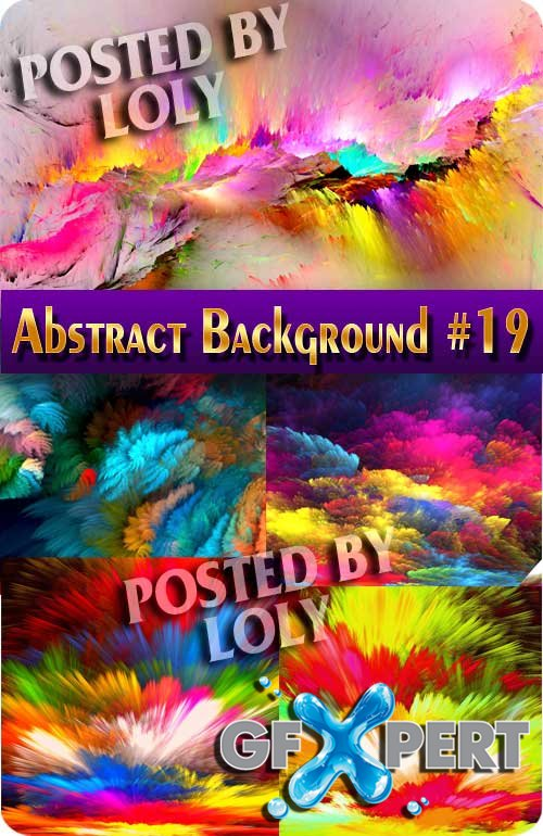 Abstract Backgrounds #19 - Stock Photo