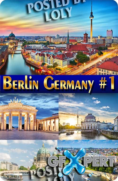 Berlin. Germany #1 - Stock Photo