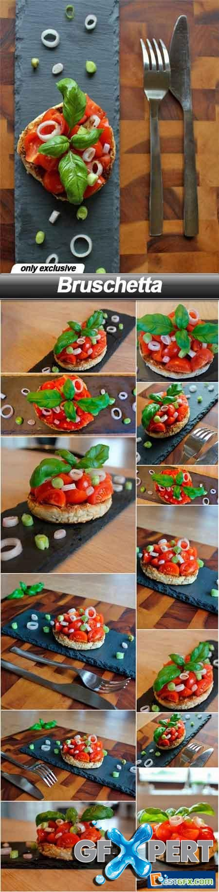 Bruschetta - 14 UHQ JPEG
