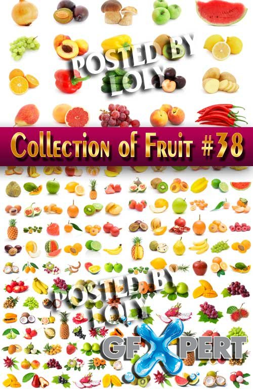Food. Mega Collection. Fruit #38 - Stock Photo