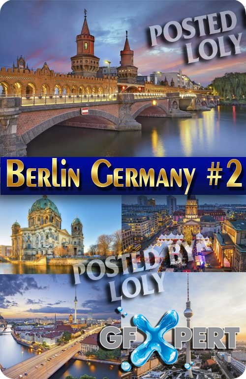 Berlin. Germany #2 - Stock Photo