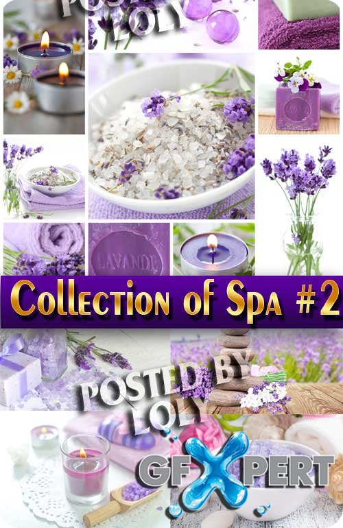 Mega Collection. Spa #2 - Stock Photo