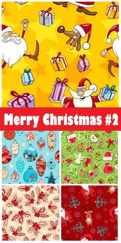 Merry Christmas 2018 #2 - Stock Vector