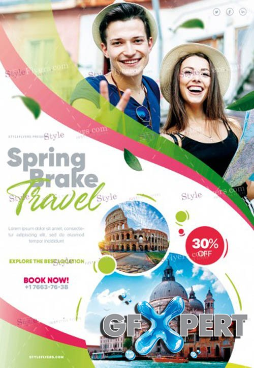 Spring Brake Travel V1203 2020 PSD Flyer